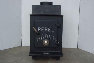 Hutch Rebel Wood Burning Stove Burner Woodburning Fireplace Woodburner WOW