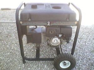 Astonishing Coleman Powermate Pro Gen 4500 Gasoline Honda Powered Generator On Wiring Cloud Philuggs Outletorg