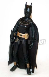 "Custom DC Comics 12"" 1 6 Scale Batgirl Action Figure Cassandra Cain Batman Mego"