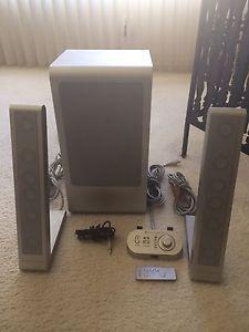 Altec Lansing FX6021 Computer Speakers