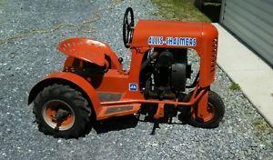 RARE 1940's 1950's Bantam Riding Lawn Mower Garden Tractor Hard to Find