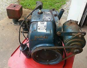Kohler K181 8 HP Engine Lawn Mower Garden Tractor Motor Wheel Horse Power