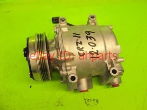 2011 Honda crz CR Z A C AC Air Compressor Pump Clutch 38810 RBJ A01