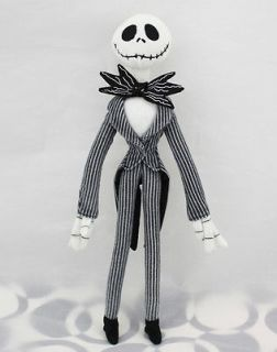 Nightmare Before Christmas Jack Skellington from Disney Theme Parks Plush Doll