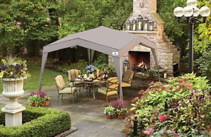 New Portable Canopy Tent Shelter Outdoor Patio Garden Shade 10 x 10 Heavy Duty