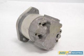 New Parker H90AA1A 3 4in Inlet 1 2in Outlet Gear Hydraulic Pump B282229