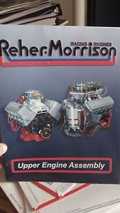 Reher Morrison Racing Engines Books