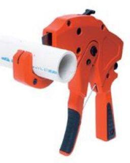 Trigger Action Plastic Pipe and Hose Cutter Plastic Pipe Plumbing Cutters