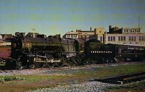 Pennsylvania Railroad PRR