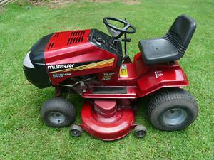 "Murray Riding Mower 14HP Briggs 42"" Deck Runs Great"