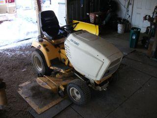 """Cub Cadet Hydrostatic 18 H P 44"""" Cut Deck Riding Mower Lawn Tractor"""