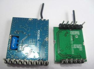 Wireless Camera Transmitter Receiver