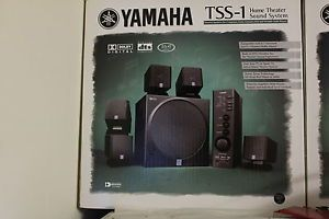 Yamaha TSS 1 5 1 Surround Speaker System