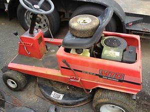 Craftsman 15    5       HP    Kohler 42  Deck Riding Mower Lawn Garden
