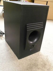 Emerson Research Micro 10 Power Sub Subwoofer 20 Watts RMS
