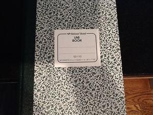 5 National Brand Lab Books 53 110 96 Sheets 5x5 Quad
