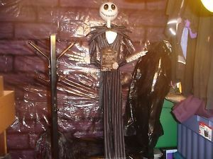 Disney Nightmare Before Xmas 6ft Jack Skellington Decoration New