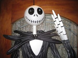 Nightmare Before Christmas Jack Skellington 6ft Hanging Decoration Halloween