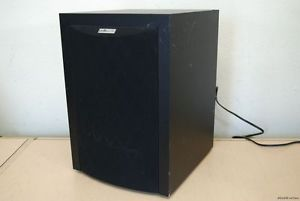 "Polk Audio RM6750 8"" Powered Subwoofer Works 100"