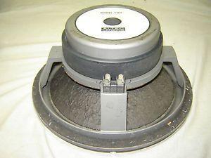 "Vintage Altec Lansing 12"" Speaker 3124 8 Ohm"