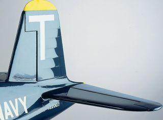 Top Flite RC Airplane F4U Corsair Gold Edition Kit TOPA0100
