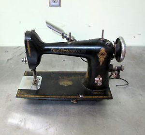 Vintage Free Westinghouse Deluxe Rotary Sewing Machine Number aae 61284