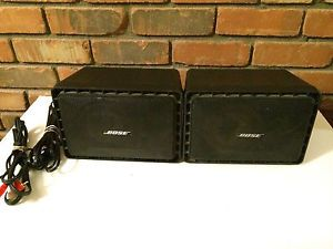 Bose Roommate II Speaker System Powered Speakers for Bookshelf Car