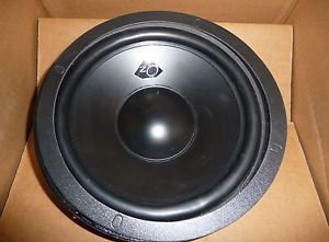 "Very RARE Old School oz Audio Subwoofer 200H Superman Logo 8"" New in Box"