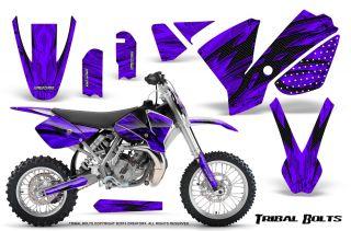 KTM SX65 SX 65 2002 2008 Graphics Kit Creatorx Decals Stickers TBPRNP