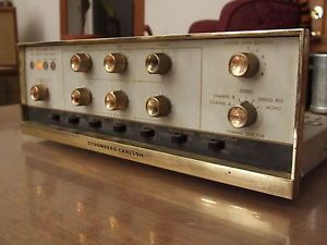 Stromberg Carlson ASR 880G Stereo Tube Integrated Amplifier