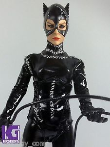 KUMIK1 6 Catwoman Action Figure Toys KMF022 from Movie Batman 1989 Set Hot Cat