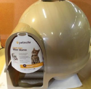 Booda Dome Clean Step Cat Kitty Litter Pan Boxes