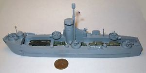 1 285 SGP STS11 LSM USN Landing SHIP Medium Parts Built Resin Model Gaming