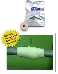 Megafix MF 01 Pipe Repair Tape Kit No Mixing No Waiting No Cleanup