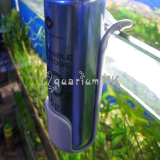 Ista Aquarium Disposable CO2 System Cartridge Cylinder Setup Bracket Holder