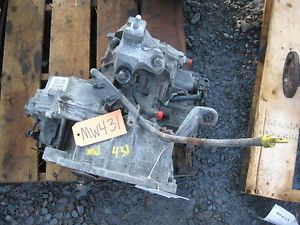 03 04 Ford Focus Auto Automatic Transmission 2 3L Engine ID 3S4P 7000AA