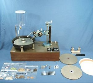 Ultra Tec Faceting Machine w Accessories on PopScreen