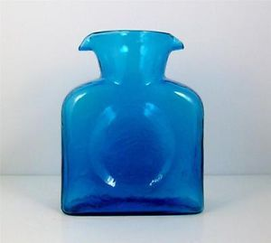 Vintage Blenko Art Glass Decanters