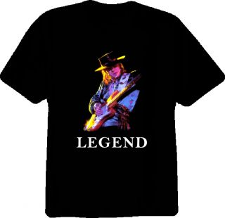 672259875c3 Stevie Ray Vaughn Rock N Roll T Shirt on PopScreen