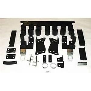 Performance Accessories Body Lift Kit 10133 3 0 in Chevy Silverado