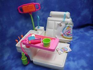 Vintage CPK Cabbage Patch Kids Doll babyland Dental Care Center Dentist Chair