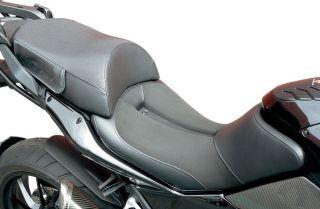10 13 Triumph Tiger 800 Saddlemen Adventure Track Seat w Front Heat 0810 T113H