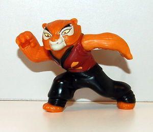 2011 Master Tigress 3 Kung Fu Panda 2 Mcdonald S Happy Meal Action