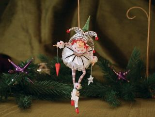 Patience Brewster Christmas Ornaments