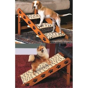Cheap Convertible Pet Dog Cat Steps Ladder Ramp for Bed