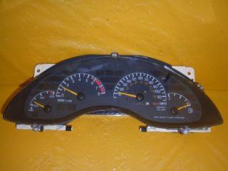 95 Grand Prix Speedometer Instrument Cluster Dash Panel 132 543