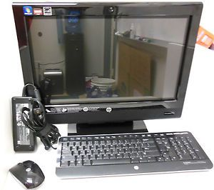 HP TouchSmart 310 1020 All in One Desktop PC