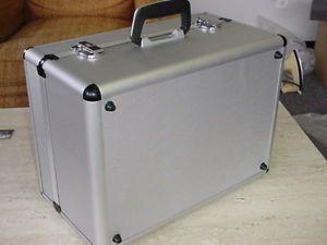 Special Work Case Aluminum Catalog Briefcase Tool Tote
