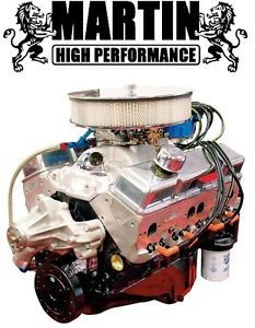 Stroker Engine afr 555HP Competition 350 383 406 Chevy Small Block SBC 5 Year W