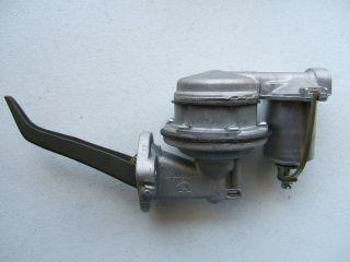 New Carter M2375 Mechanical Fuel Pump IHC International Truck 1956 1976 4455